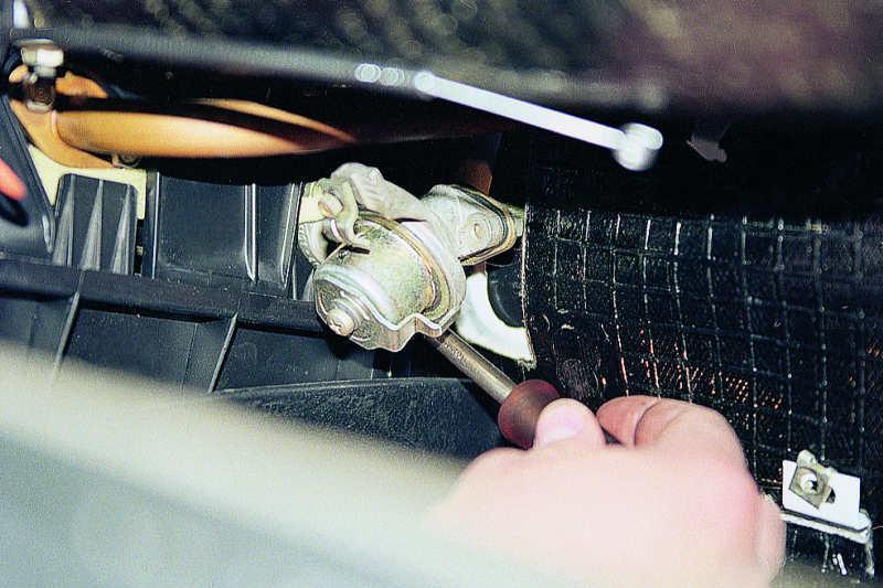 ремонт автономного отопителя
